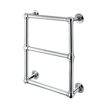 Sterlingham Wollaston 3 Rail Towel Warmer - Central Heating