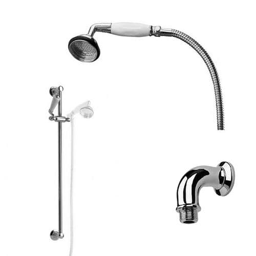 Barber Wilsons Slider Bar Mounted Shower Outlet Kit