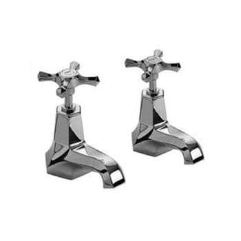 MC2123 Barber Wilsons Mastercraft Basin Pillar Taps (Pair)