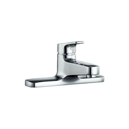 321958 - Laufen City Pro Deck Mounted Bath Mixer Tap - 3.2195.8
