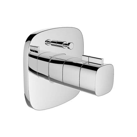 323756 - Laufen City Plus Concealed Thermostatic Bath Shower Mixer with 2-Way Dimmer - 3.2375.6