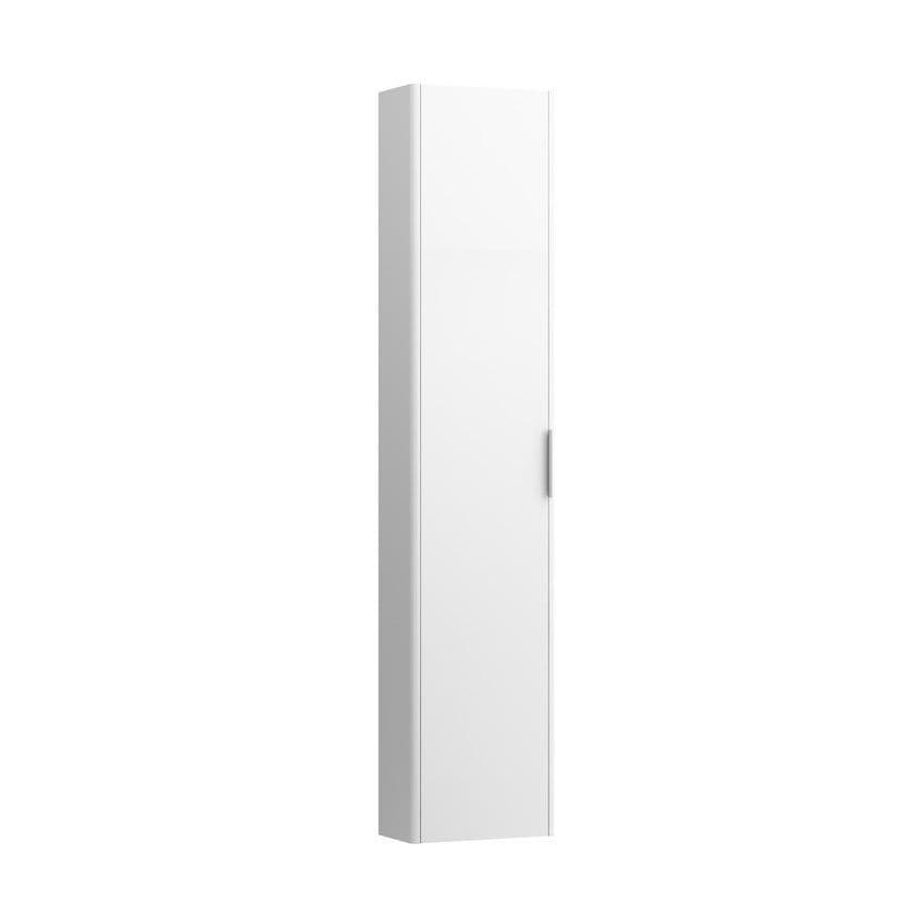402641 - Laufen Base 1650mm x 350mm Tall Cabinet (Left Hinged Door) - 4.0264.1
