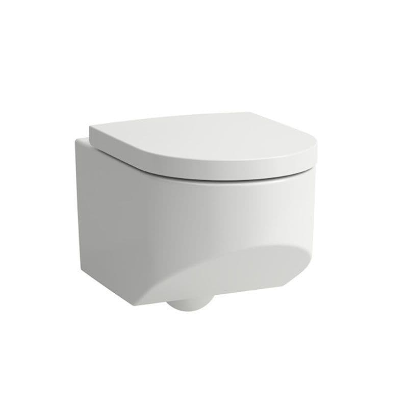 820341 - Laufen Sonar Wall Hung Rimless WC / Toilet Pan For Concealed Cisterns - 8.2034.1