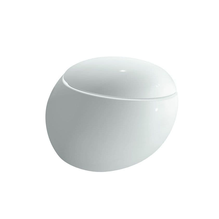 820976 - Laufen Alessi One Wall Hung WC / Toilet Pan For Concealed Cistern - 8.2097.6