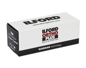 Ilford Ortho 80 120 Pack of 5