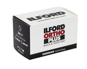 Ilford Ortho 80 35mm 36 exp