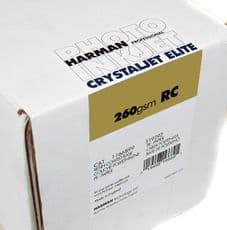 "Harman Crystaljet ELITE Gloss 24""x30.5m ROLL"