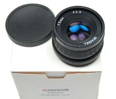 Paterson 75mm Enlarging Lens