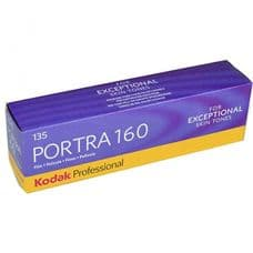 Portra 160 35mm 36 5 Pack
