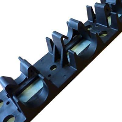 1m Clip Rail Track for underfloor heating