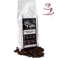 Australian Skybury Plantation Coffee | Speciality Coffee | Free Delivery On Orders Over £25