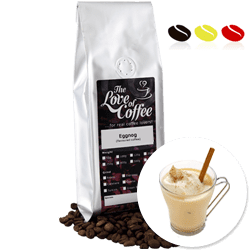 Eggnog Flavoured Coffee | Flavoured Coffee | FREE Standard Delivery On Orders Over £25
