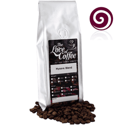 Mysore Blend Coffee | Blended Coffees | Buy Online For Next Day Delivery