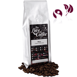 Peru Coffee | Organic and Fairtrade | Free Standard Delivery On Orders Over £25