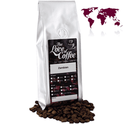 Zambian Coffee | Origin | Mail Order Coffee | Buy Online For Next Day Delivery
